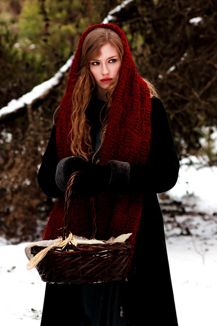 Inspired by Red Riding Hood,