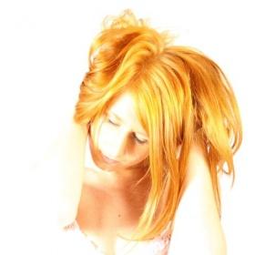 ... moje włosy...
