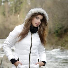 kurtka zimowa Lodz