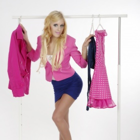 sesja zdjęciowa Barbie