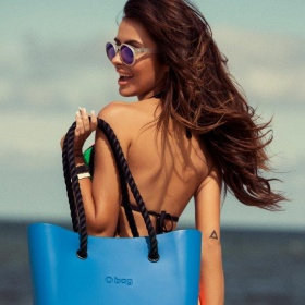 Natalia Siwiec for OBag